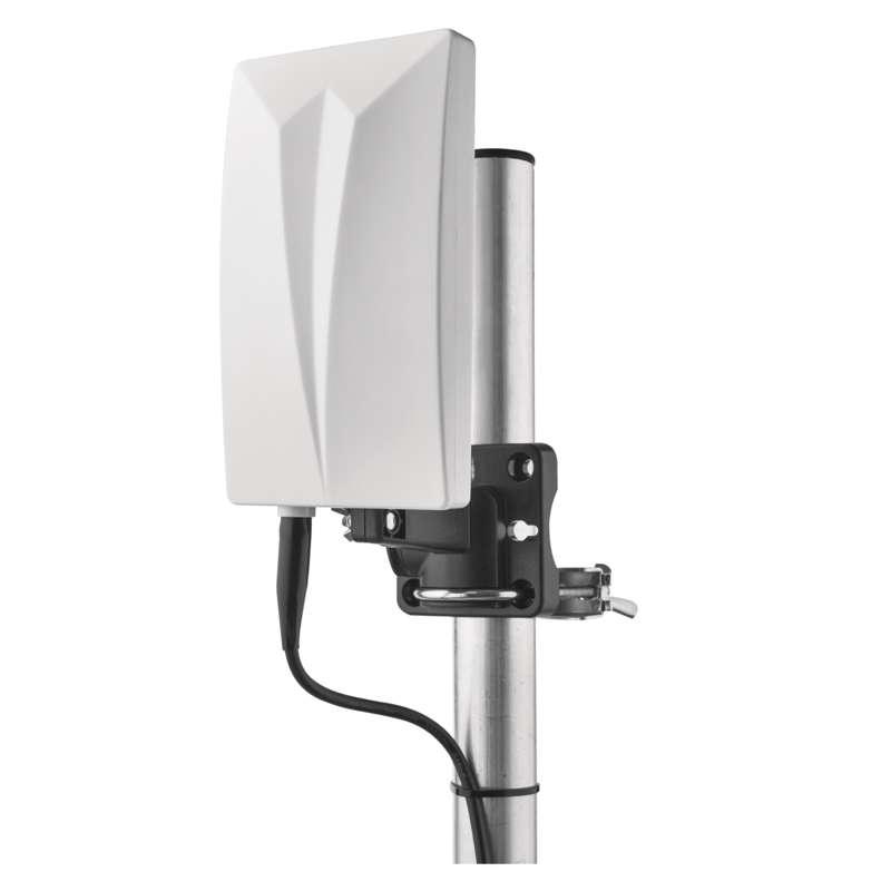 Anténa venkovní EM-711 FM/DAB/DVB-T/DVB-T2 širokopásmová