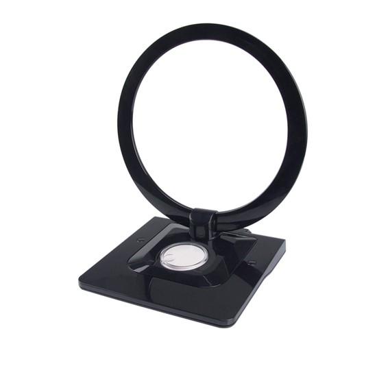 Anténa pokojová HP26 Solight UHF, 45dB, LTE/4G filtr, černá