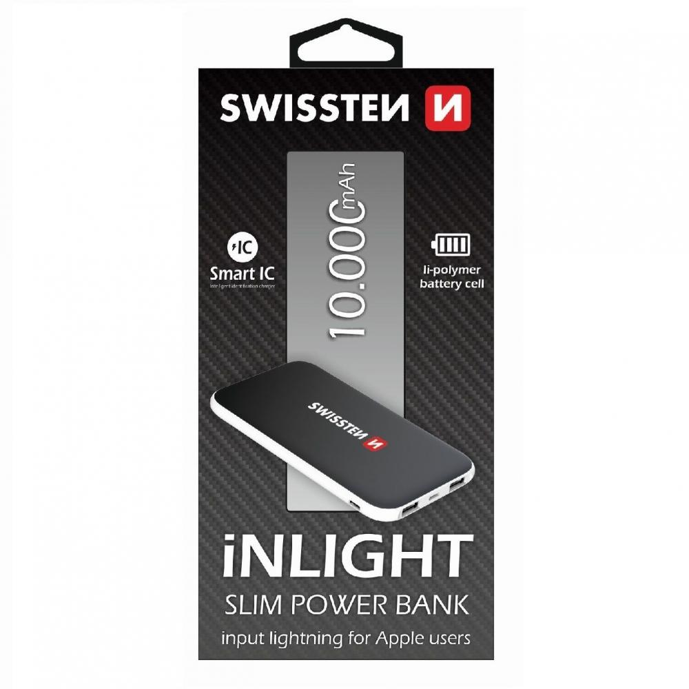 Power Bank 10.000 mAh SWISSTEN iNLIGHT POWER BANK 10000 mAh