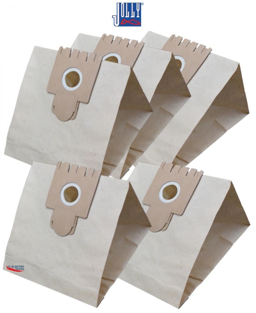 Sáčky do vysavače ML2 Jolly papírové 5ks