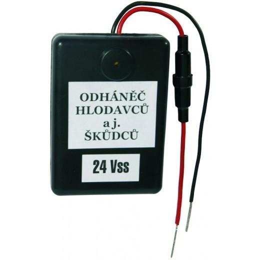 Elektronický plašič kun Format1 AOdHn/S 24V akustický