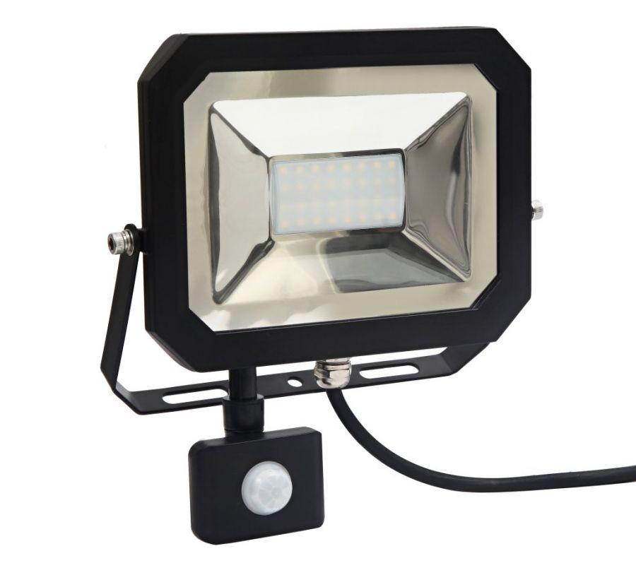 Reflektor LED 30W s PIR čidlem LSFL30W Argus IP44 venkovní