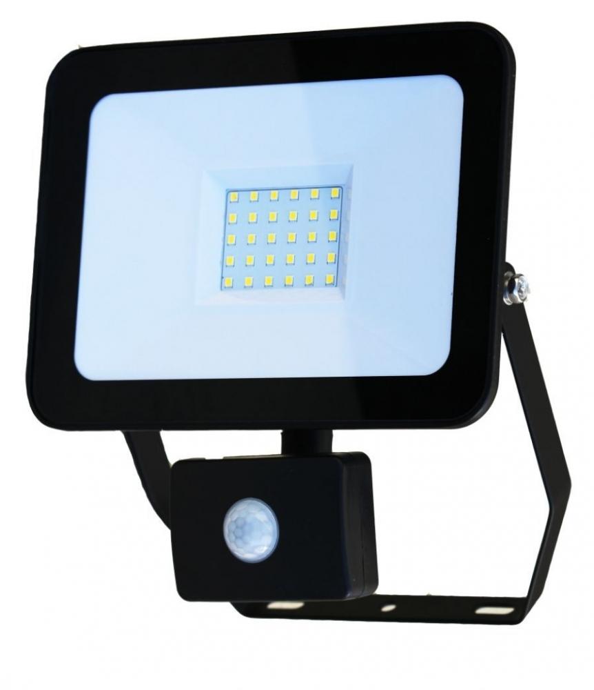 Reflektor LED 30W s PIR čidlem L1SFL30W Argus IP44 venkovní