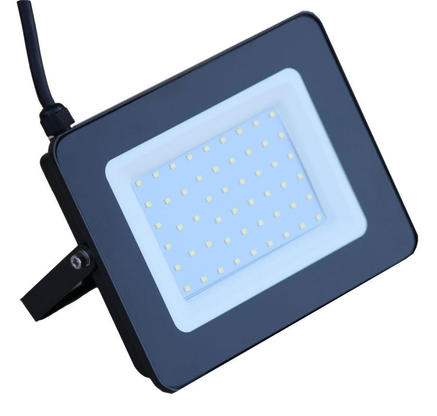Pevný LED Reflektor 50W L2FL50W Argus IP65 venkovní