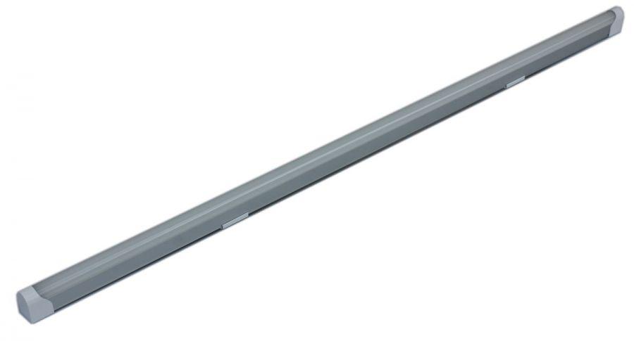Kuchyňské svítidlo LED 20W 4000K 7020 ARGUS Light 120cm, hliníkové