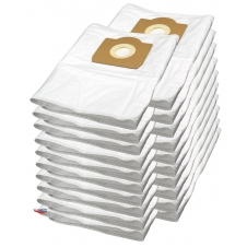 Sáčky průmyslové pro OMEGA Profi 20 textilní 20+(4)ks