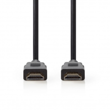 Kabel HDMI A - HDMI A High Speed 1m propojovací