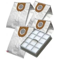 HEPA Filtr do vysavače ETA Org. 7468 00200 a sáčky 1+4ks