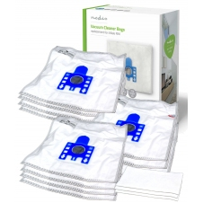 Sáčky do vysavače MIELE Complete C2 Powerline textilní 12ks