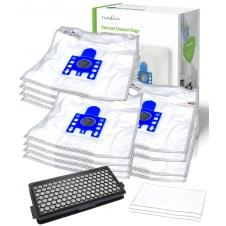 HEPA Filtr do vysavače MIELE Complete C3 Comfort Electro EcoLine a sáčky 1+12ks