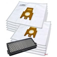 HEPA Filtr do vysavačů MIELE Complete C3 Comfort Electro EcoLine a sáčky 1+10ks