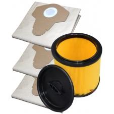 Sada filtrů k vysavači PARKSIDE PNTS 1300 1+3ks