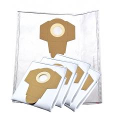 Textilní sáčky pro NILFISK ALTO WAP Aero 25 z mikrovlákna 5ks