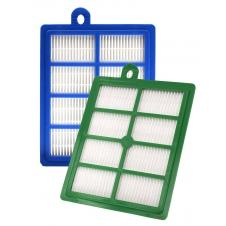 Sada HEPA Filtrů pro ELECTROLUX ErgoSpace XXL 42 H12/H13 1+1ks