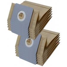 Sáčky do vysavačů Značení SWIRL Y50 papírové 10ks