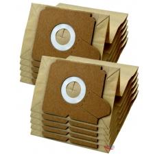 Sáčky do vysavačů ZANUSSI ZANCG23WR papírové 10ks