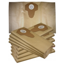 Papírové sáčky pro EINHELL RT-VC 1600 XL 58x37cm 10ks