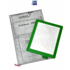 Filtry k vysavači ELECTROLUX UltraSilencer ZUS 3970 s rámečkem 1+1ks