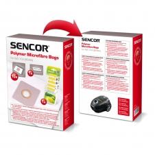 Sáčky do vysavače SENCOR Seven 2000W (SVC7CA) textilní 10ks