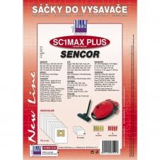Sáčky do vysavače SENCOR SVC 900-EUE2 textilní 10ks