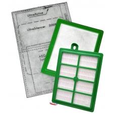 Filtry k vysavači Značení HQ W7-54908-HQN a HEPA Filtr 1+(2)ks