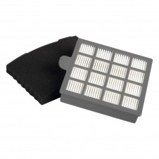 HEPA Filtry k vysavači SENCOR Tizio SVC 8YL-EUE2 H.E.P.A a pěnový 1+1ks