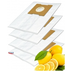 Voňavé sáčky pro SENCOR SVC 6000BK/8500TI s citron vůní 4ks